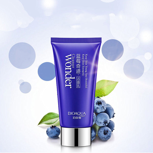 Blueberry Foaming Cleanser - Skin Care - fnes