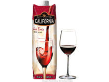 Vino California Tinto Y Blanco 1L Pack Mix De 4 Pzs