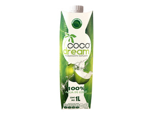 Coco Dream Agua De Coco 100% Natural Y 100% Mexicana 1L