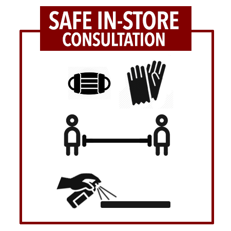 safe in store consultation