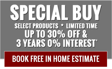 Special Buy Flooring Installation: Book Free In-home estimate now
