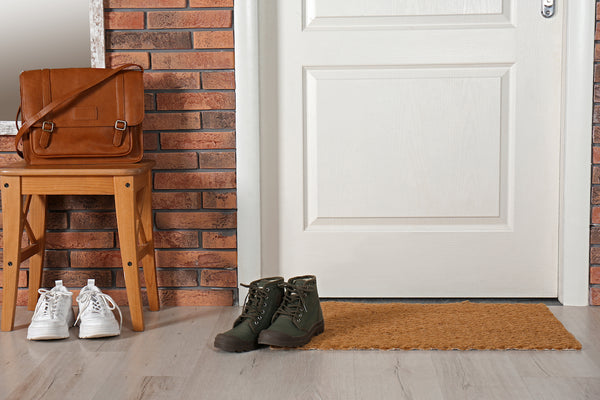 Prepare Your Floors for Winter: Position welcome mats