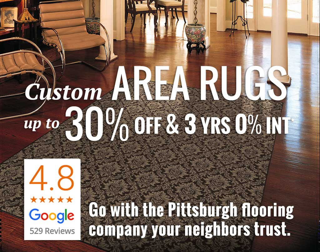 Pittsburgh carpet sale