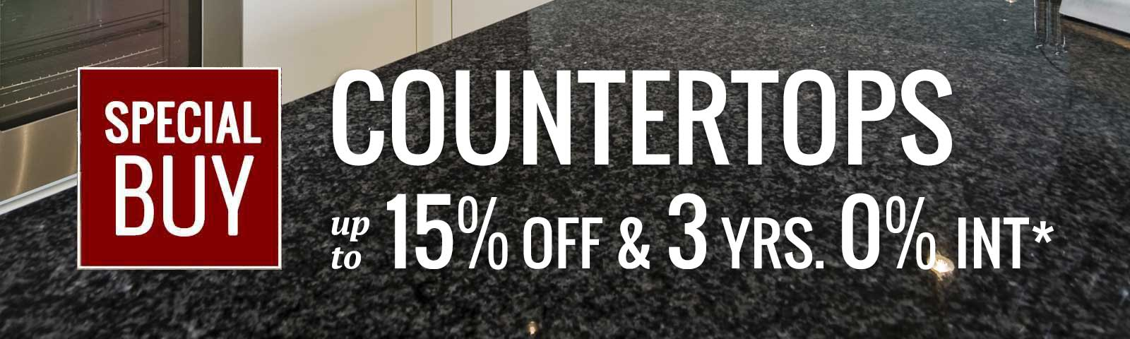Pittsburgh kitchen countertop sale