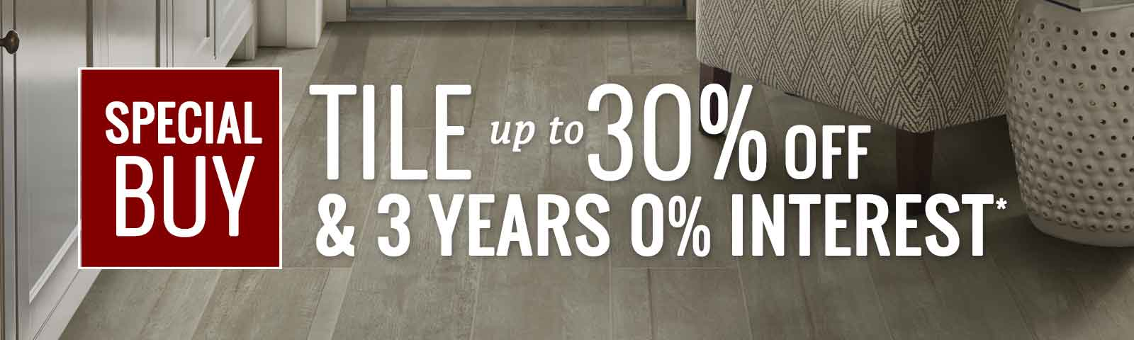 30% Savings on Select Tile Flooring, Pittsburgh – Molyneaux Tile ...