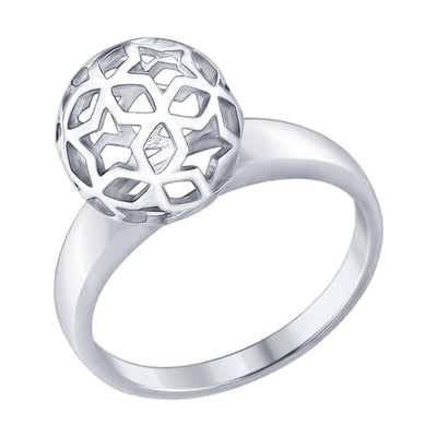 SOKOLOV - Sterling Silver Ring, Night Stars Collection