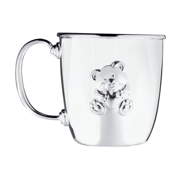 SOKOLOV - Silver 925 Teddy Bear Cup - Perfect Newborn Gift
