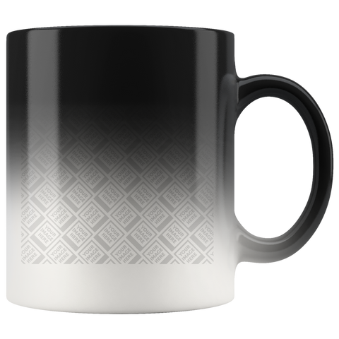 Image of Personalized Magic Mug with your photo