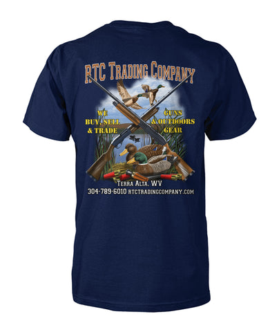 Image of RTC Trading Company Ducks & Guns - ViralStyle