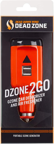 Image of DZONE2GO Dead Zone ozone generator car deoderizer and air freshener