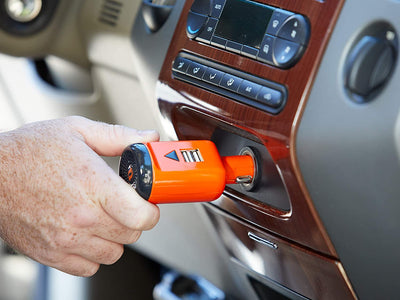DZONE2GO Dead Zone ozone generator car deoderizer and air freshener