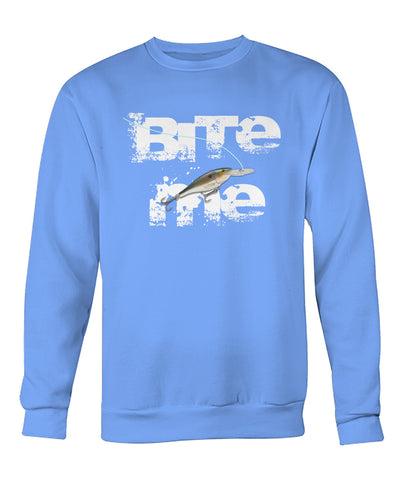 Image of BITE ME Fishing Lure tee shirt - ViralStyle