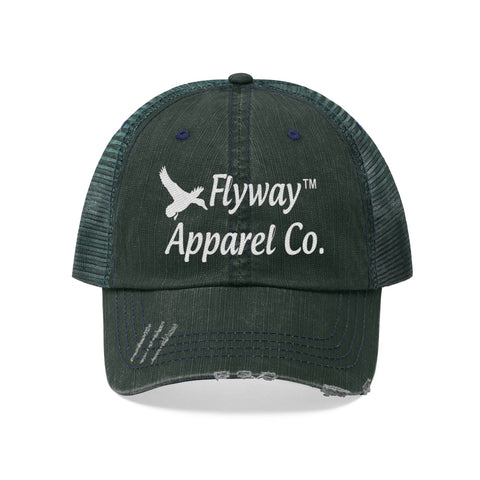 Image of Flyway Apparel embroidered hat