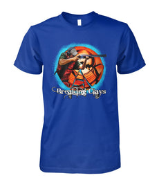 Breaking Clays Skeet - Trap shooting tee shirt
