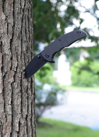 Image of ozark trail folding pocket knife