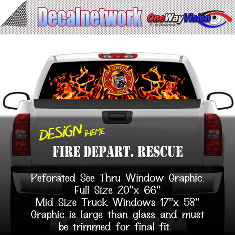 Image of fighter rescue window graphic