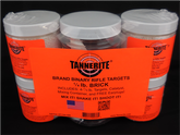 Tannerite Half Brick 4 pack of 1/4-lb reactive exploding explosive binary targets