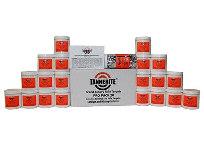 Tannerite PRO PACK 20 1/2 pound reactive exploding targets