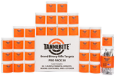 Tannerite Pro Pack 30 1/4-lb binary exploding explosive rifle targets