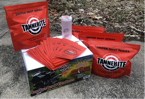 Image of Sniper Shot series Tannerite® Brand Binary Exploding Targets