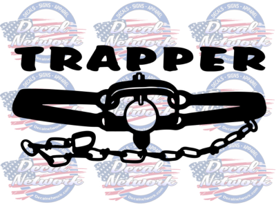Trapper closed trap - Decalnetwork