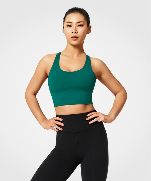 Shift Light Criss Cross Cozy | Women's Light Support Sports Bra