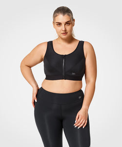 Infinite Me | Women's High Support Running Sports Bra (Plus Size)
