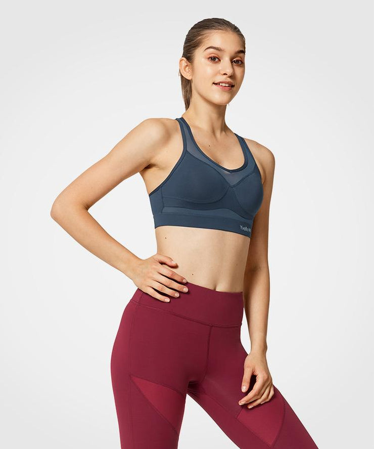 Flee | Women's High Support Sports Bra