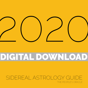 2020 Sidereal Astrology Guide (PDF)