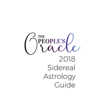 2018 Sidereal Astrology Guide (Digital)