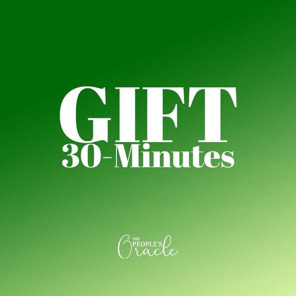 Gift a 30-Minute Astrology or Tarot Reading