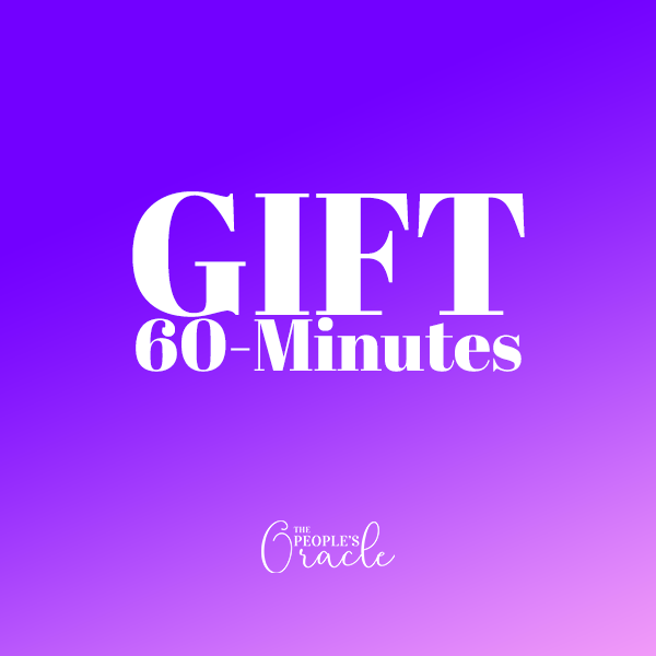 Gift a 60-Minute Astrology or Tarot Reading