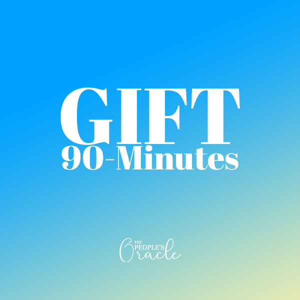 Gift a 90-Minute Astrology Reading