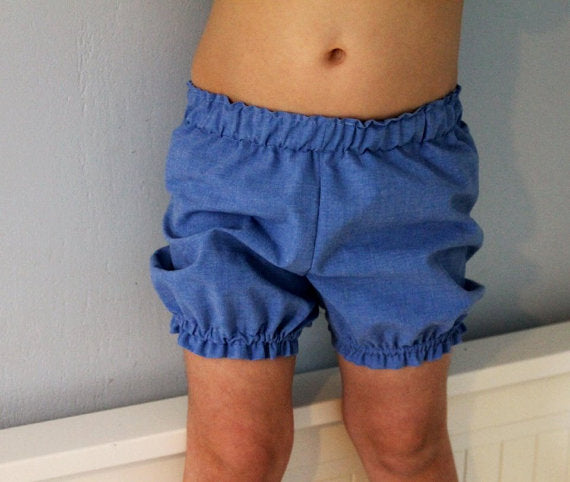 Little Jessie Bloomers PDF Pattern