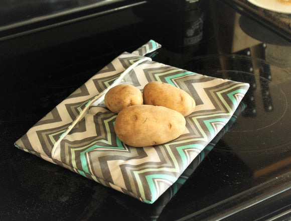 Microwave Potato Sack Pattern