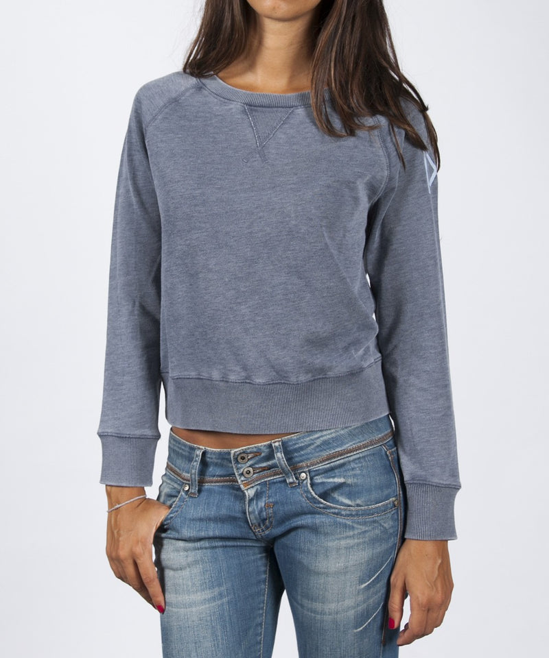 Women Edward Sweatshirt - Blue
