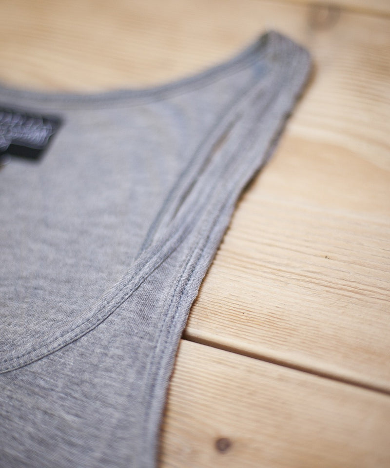 Women Top Tank - Grey