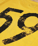 Men 59 Club T-Shirt - Yellow