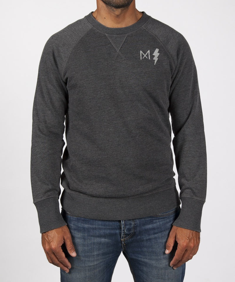 Men Edward Sweatshirt - Black
