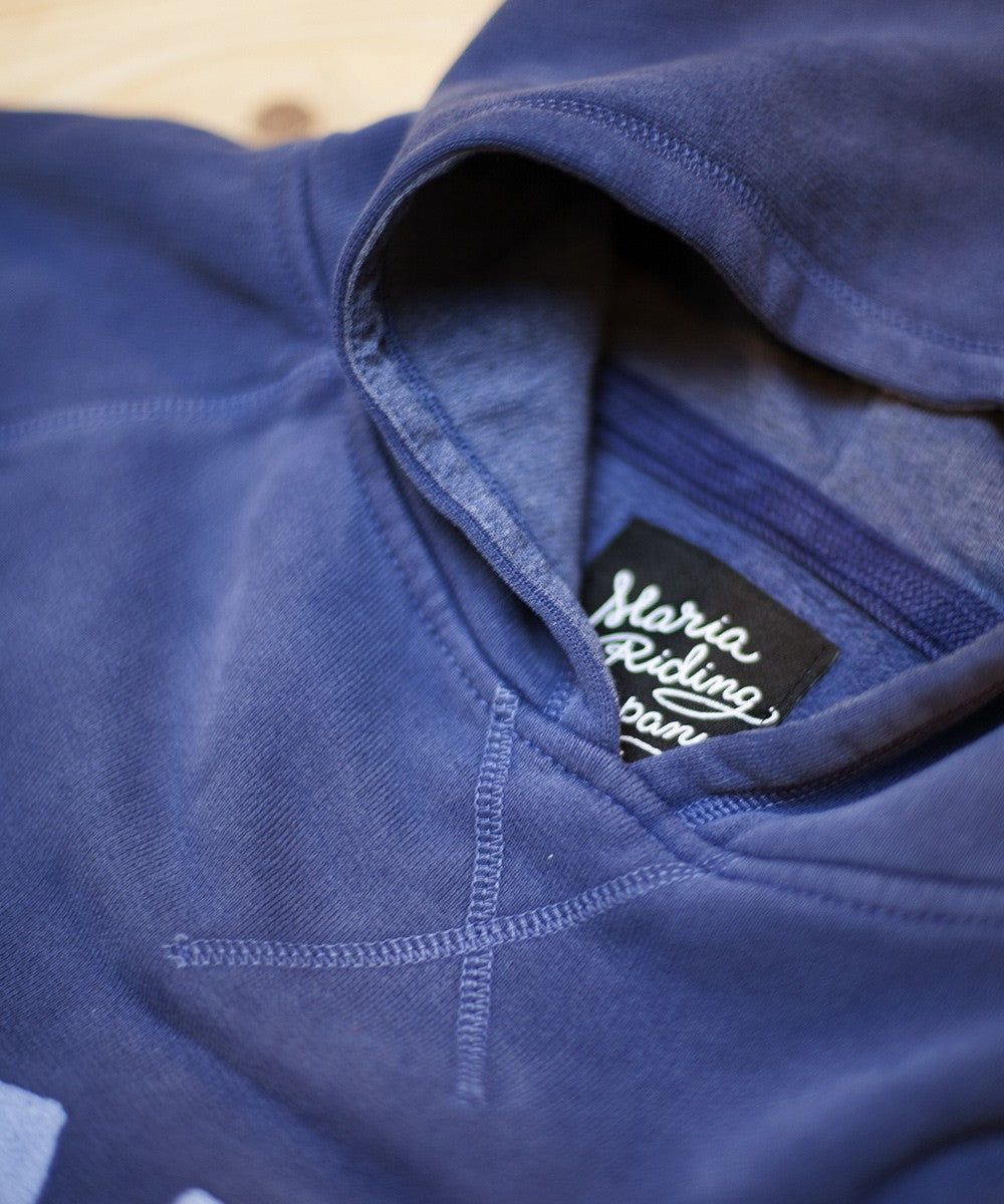 Men Dandy Hoodie Sweatshirt - Blue