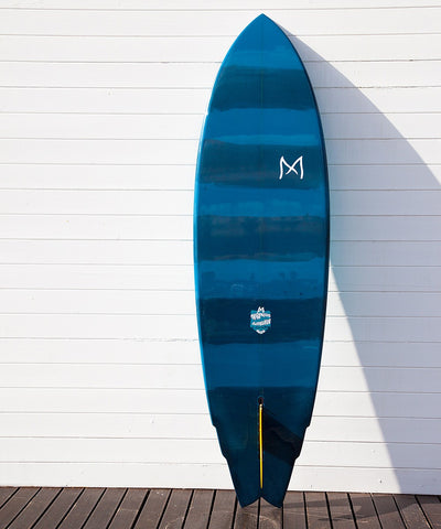 Barracuda Surfboard