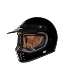 Purist - Black - Off Road Helmet