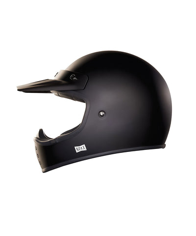 Purist - Mate Black - Off Road Helmet