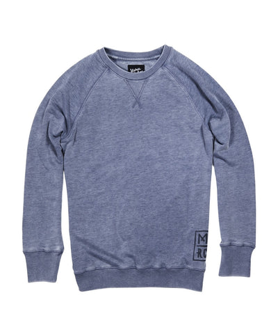 Men Edward Sweatshirt - Blue