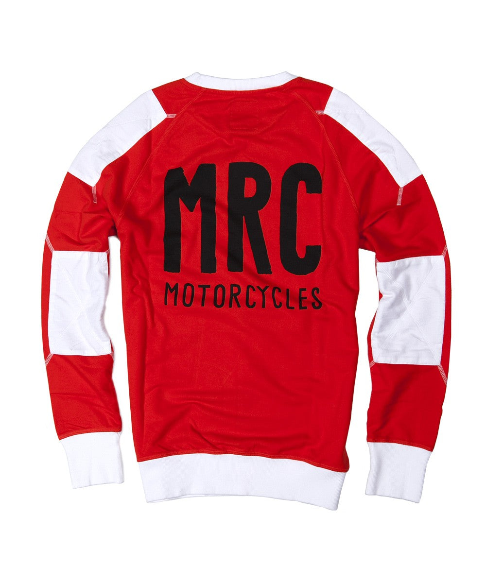Men Legion Sweatshirt - Red
