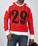 Men Legion Jersey - Red