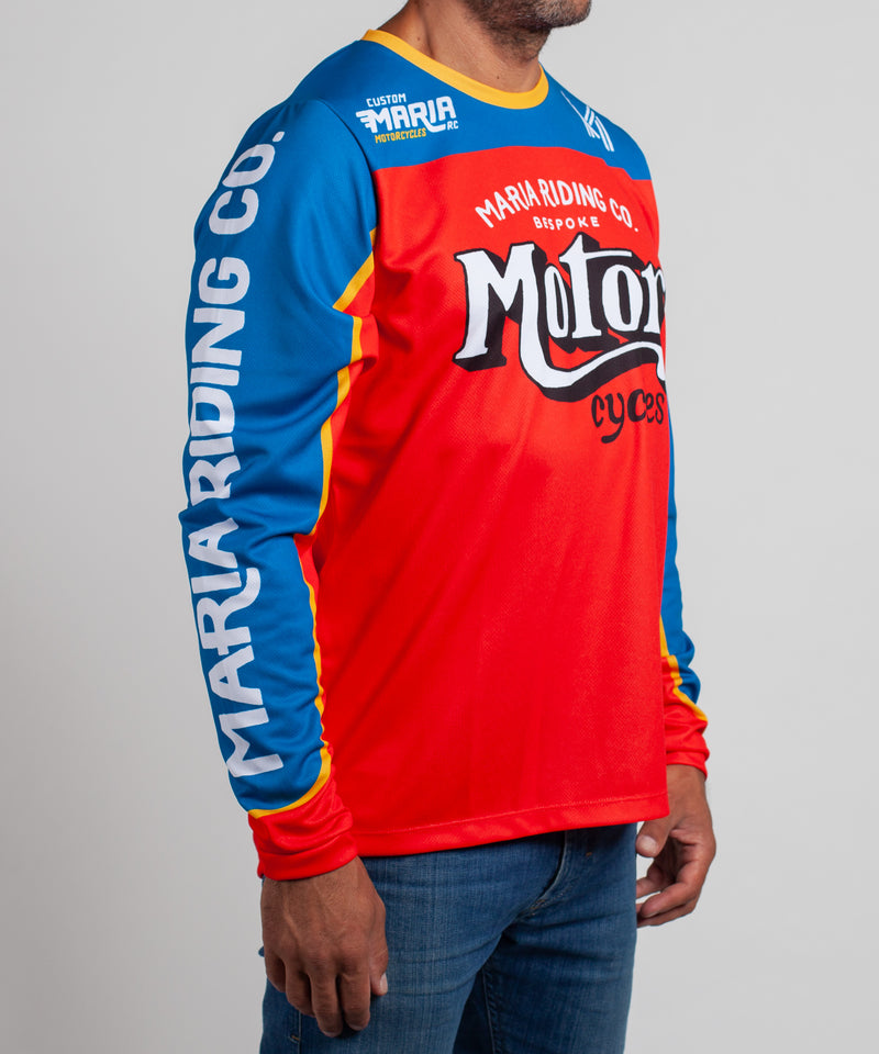 Maria Offroad Racing Jersey - Any Sunday
