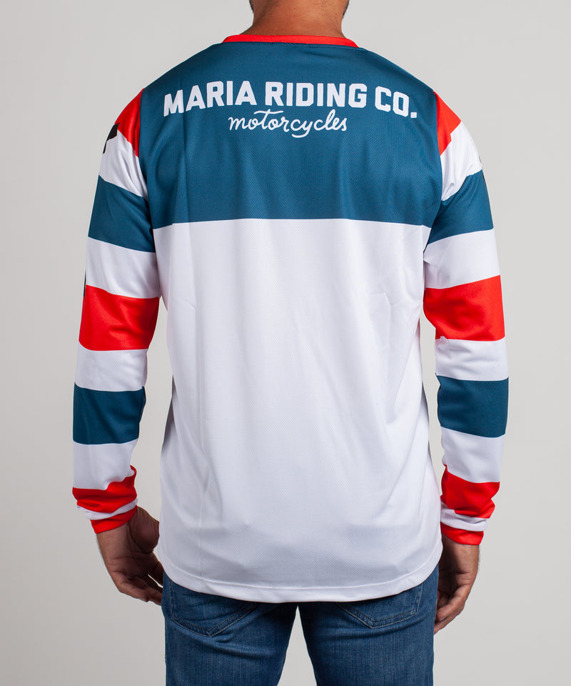 Maria Offroad Racing Jersey - Union