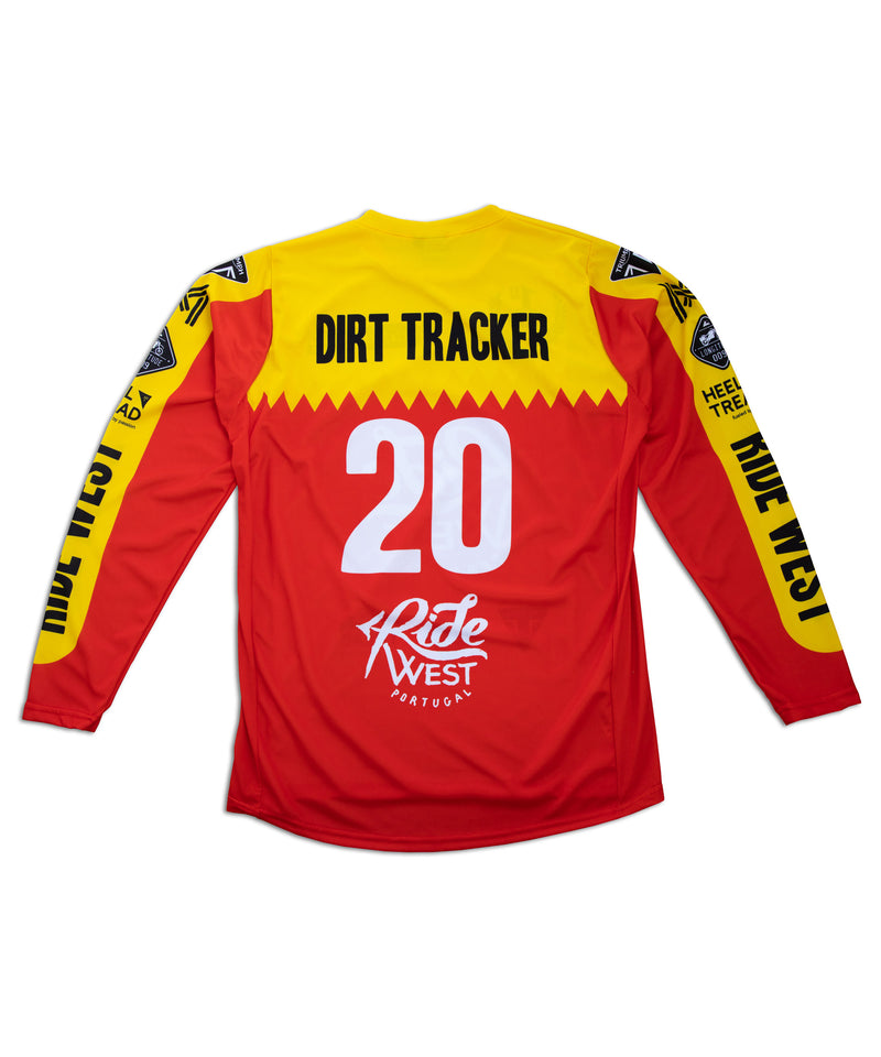 RIDEWEST Racing Jersey - 1st Edition
