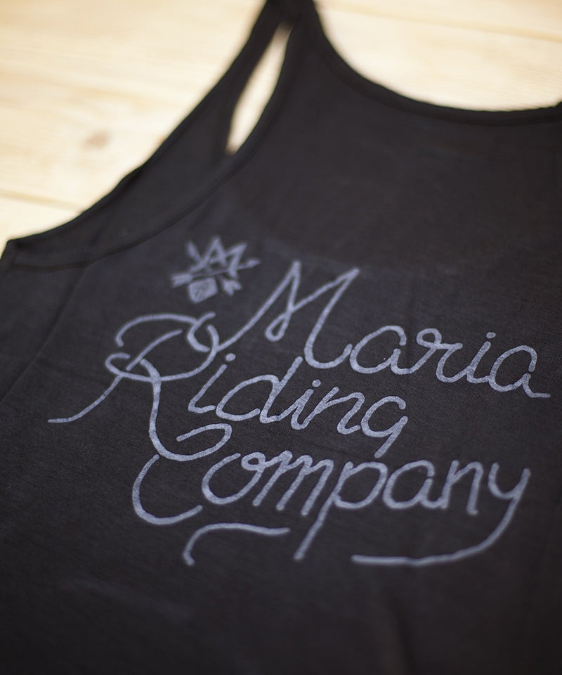 Women Top Tank - Black